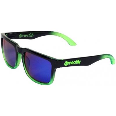 MEATFLY brýle CLASS black/green
