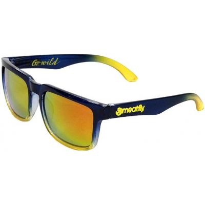 MEATFLY brýle CLASS dark blue/yellow