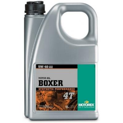 MOTOREX motorový olej BOXER 4T 5W40