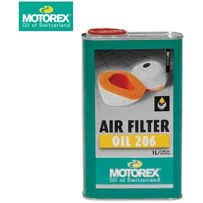 MOTOREX olej AIR FILTER OIL 206