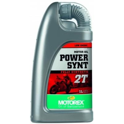 MOTOREX motorový olej POWER SYNT 2T