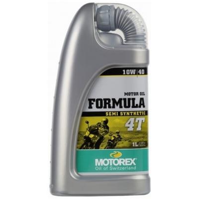 MOTOREX motorový olej FORMULA 4T 10W40