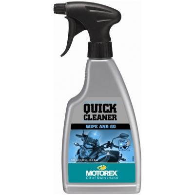 MOTOREX čistič QUICK CLEANER