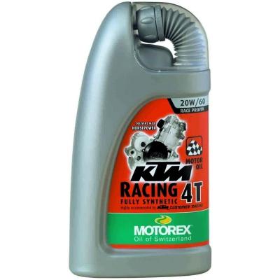 MOTOREX motorový olej KTM RACING 4T