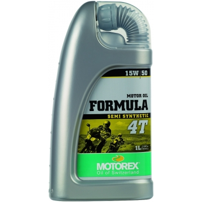 MOTOREX motorový olej FORMULA 4T 15W50