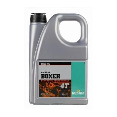 MOTOREX motorový olej BOXER 4T 15W50
