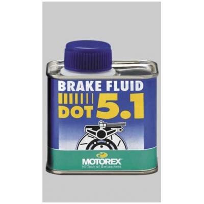 MOTOREX brzdová kapalina BRAKE FLUID DOT 5.1