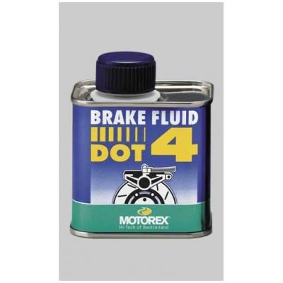 MOTOREX brzdová kapalina BRAKE FLUID DOT 4