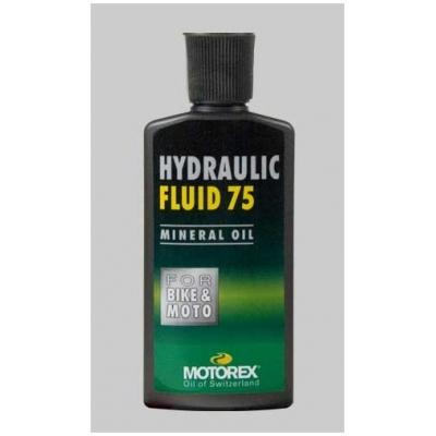 MOTOREX brzdová kapalina HYDRAULIC FLUID 75