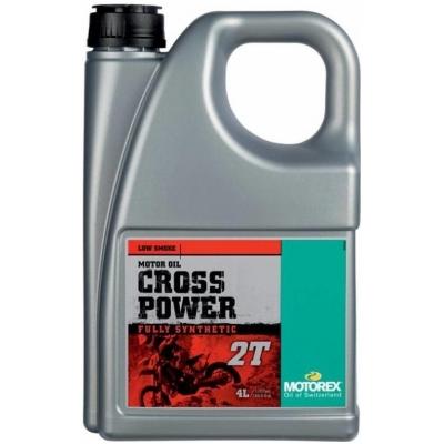 MOTOREX motorový olej CROSS POWER 2T 4L