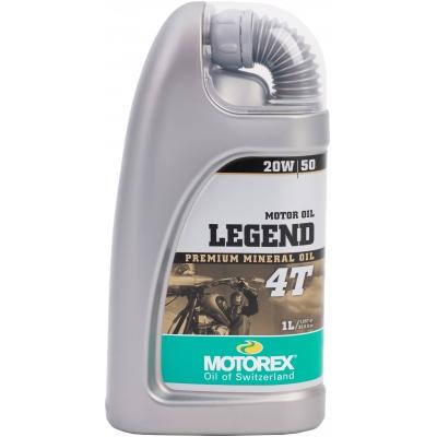 MOTOREX motorový olej LEGEND 4T SEA 20W50 1L