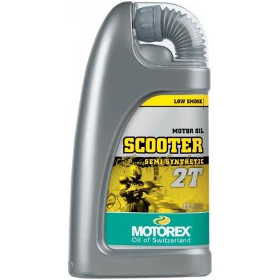 MOTOREX motorový olej SCOOTER 2T 1L