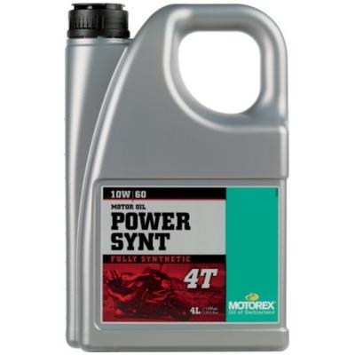 MOTOREX motorový olej POWER SYNT 4T 10W60
