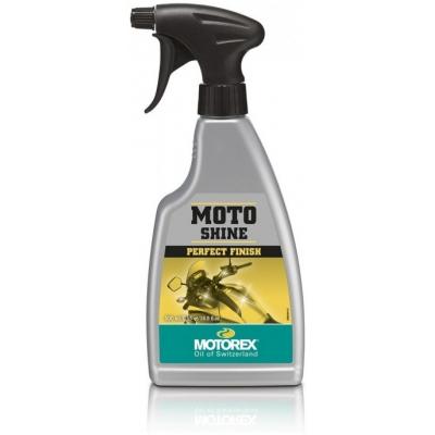 MOTOREX leštící přípravek MOTO SHINE 500ml