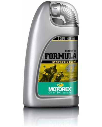 MOTOREX motorový olej FORMULA 4T JASO MA2 4T 10W40 1L