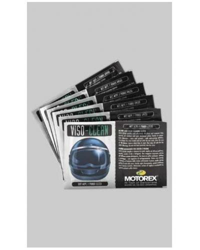 MOTOREX čistící ubrousky VISO-CLEAN 1 pár