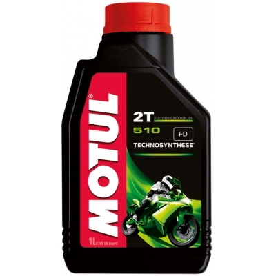 MOTUL motorový olej 510 2T 1L