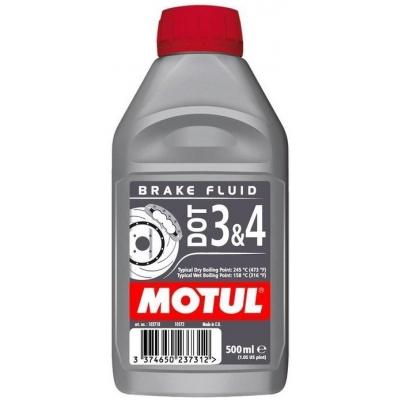 MOTUL brzdová kapalina DOT 3&4 Brake fluid