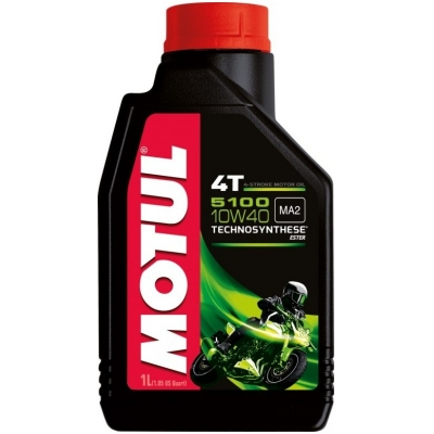 MOTUL motorový olej 5100 ESTER 4T 10W40 1L