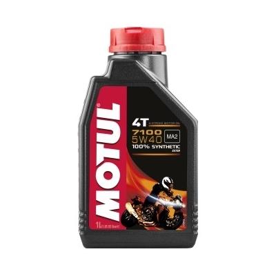 MOTUL motorový olej 7100 4T 5W40