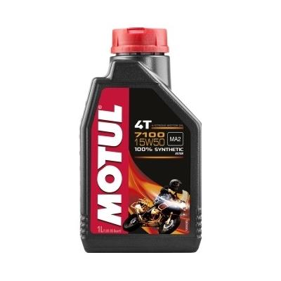 MOTUL motorový olej 7100 4T 15W50 1L