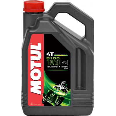 MOTUL motorový olej 5100 ESTER 4T 10W50