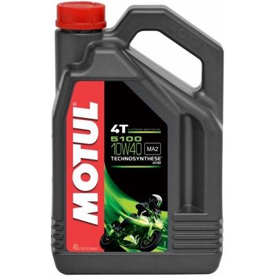 MOTUL motorový olej 5100 ESTER 4T 10W40 4L