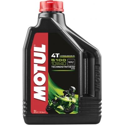 MOTUL motorový olej 5100 ESTER 4T 10W40 2L