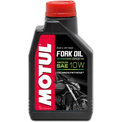 MOTUL tlumičový olej FORK OIL EXPERT MEDIUM 10W 1L