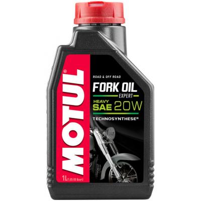 MOTUL tlumičový olej FORK OIL EXPERT HEAVY 20W 1L