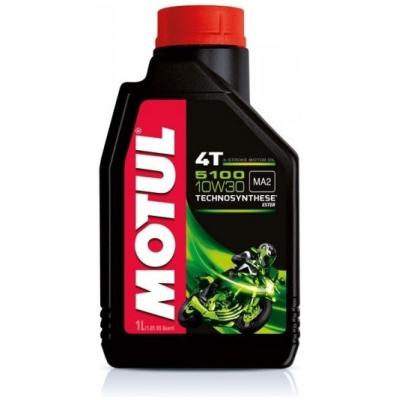 MOTUL motorový olej 5100 ESTER 4T 10W30 1L