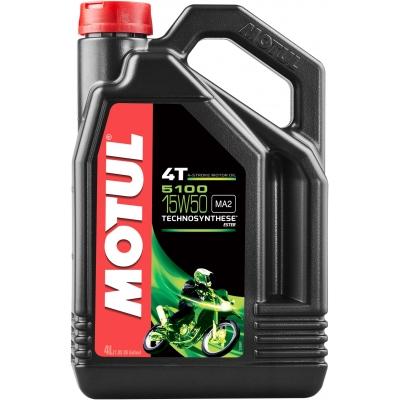 MOTUL motorový olej 5100 ESTER 4T 15W50 4L