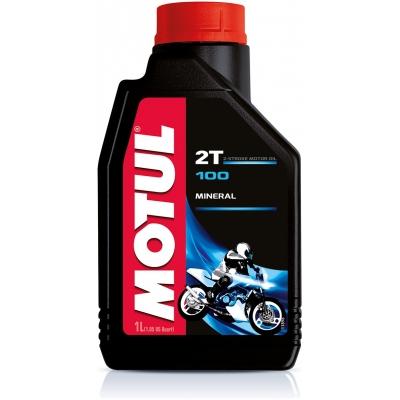 MOTUL motorový olej 100 MOTOMIX 2T 1L