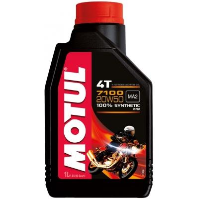 MOTUL motorový olej 7100 4T 20W50