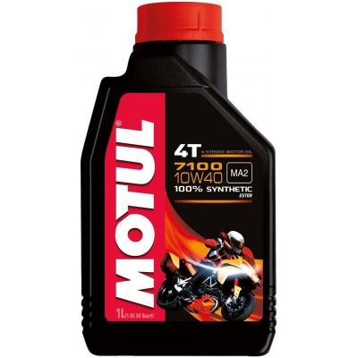 MOTUL olej 7100 4T 10W40
