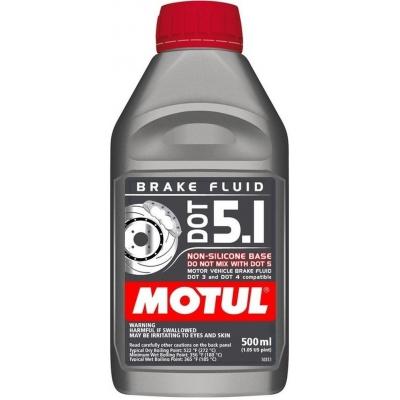MOTUL brzdová kapalina DOT 5.1 Brake fluid