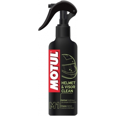 MOTUL M1 HELMET & VISOR CLEAN 0,250L