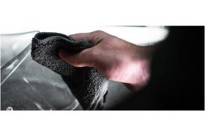 MUC-OFF utěrka VISOR MICROFIBRE CLOTH grey