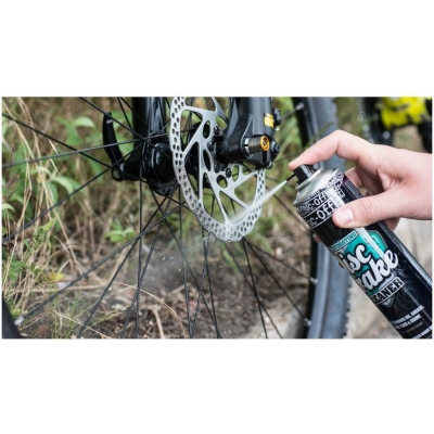MUC-OFF čistič BIKE DISC BRAKE CLEANER 750ml