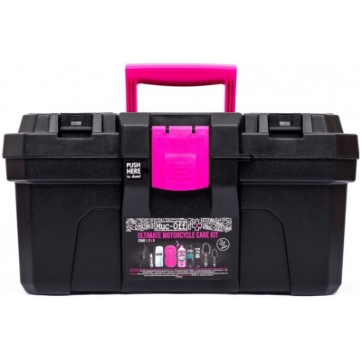 MUC-OFF čistící sada ULTIMATE KIT black