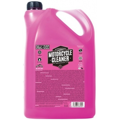 MUC-OFF čistič MOTORCYCLE CLEANER Šampón 5L