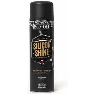 MUC-OFF sprej SILICONE SHINE 500ml