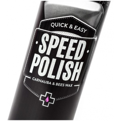 MUC-OFF sprej SPEED POLISH 400ml