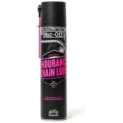 MUC-OFF sprej ENDURANCE CHAIN LUBE 400ml