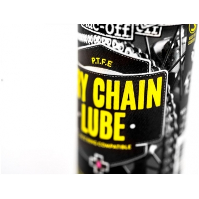 MUC-OFF sprej P.T.F.E DRY CHAIN LUBE 50ml