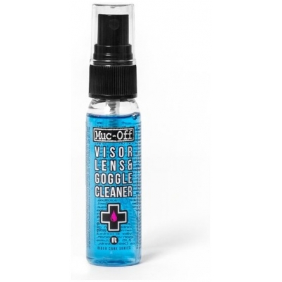 MUC-OFF čistič HELMET & VISOR CLEANER 30ml