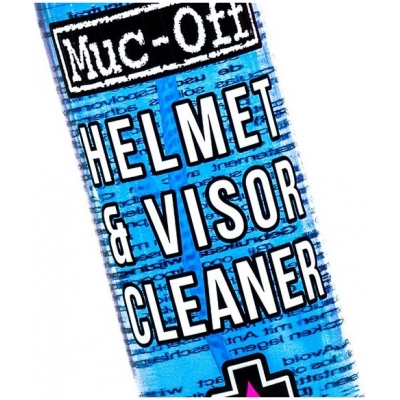 MUC-OFF čistič HELMET & VISOR CLEANER RE-FILL 250ml