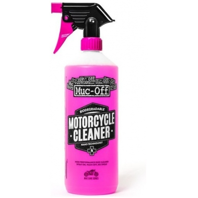 MUC-OFF sada Motorcycle CLEANER 1L TWIN PACK