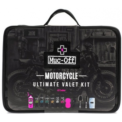 MUC-OFF sada VALET BAG KIT