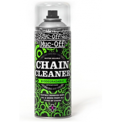 MUC-OFF čistič BIKE CHAIN ​​CLEANER 400ml